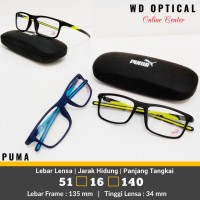 Frame Kacamata Murah Pria/Wanita/Fashion FG 24
