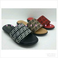 Sandal teplek wanita