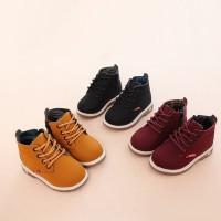 Sepatu Martin Boots Casual Anak Laki laki Perempuan