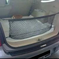 Cargo net jaring bagasi belakang mobil new Xpander Pajero Sport Mirage