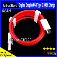 Kabel Data Oneplus 5 5T 6 6T Original 100% Dash Charge USB Type C