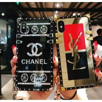 SOFTCASE CASING OPPO F7 F5 F3 F3PLUS F1S A83 A57 A39 CHANEL YSL IMPORT