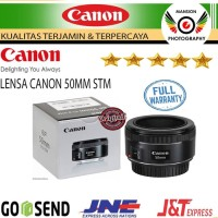 LENSA FIX CANON 50MM F1.8 STM - FIX CANON 50MM