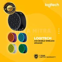 Logitech X50 / X 50 Mobile Bluetooth Wireless Speaker