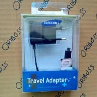 Charger Samsung J1 Original 100% Micro USB - Hitam