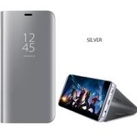 MURAH MERIAH Oppo A7 A 7 2018 Premium Sview Stand Flip Mirror cover