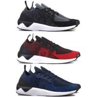 Sepatu Running ortuseight Radiance warna abu/merah/biru original ortus