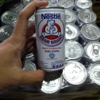 Susu Beruang Kaleng 189ml|Susu Bear Brand|Susu Kesehatan