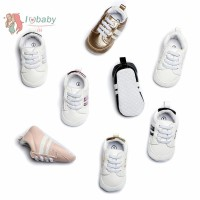 Sepatu Sport Bayi Laki laki Perempuan dengan Dasar Lembut Model Lace