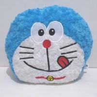 Boneka Bantal Bulat Doraemon 30cm (MURAH BAHAN RASFUR SNAIL) SNI