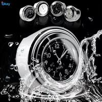 Motorbike Clock Motorcycle jam analog jam sepeda motor aksesoris modif