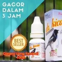 Vitamin Burung Murai Stamina Gacor hanya dalam 3Jam Garansi Dr.Kicau !
