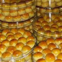 Kue Lebaran/Imlek kue kering nastar