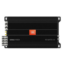 Power JBL Stage A9004 (4 CH) Amplifier 4 Channel Audio Mobil