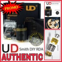 UD SMITH RDA By Youde AUTHENTIC PRODUCT DIY not Druga Artha V2 splater