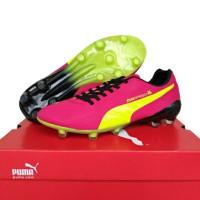 Sepatu Bola Puma Evo Speed Grade Ori