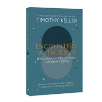 Buku Encounters with Jesus (Perjumpaan-Perjumpaan dengan Yesus)