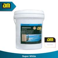 AM 110 PELAPIS ANTI BOCOR SUPER WHITE 20 KG (Cat Waterproofing)