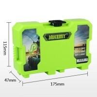 Jakemy Fishing Accessories Tool Kit with Storage Box - JM-PJ5001