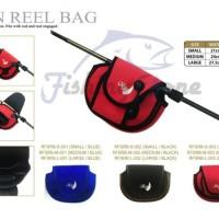 RodFord SPIN REEL BAG Size MEDIUM (W)24cm x (H)18.5cm