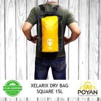 Dry Bag XELARIX Square 15L Tas Anti Air Waterproof Praktis Keren