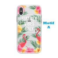Summer Flamingo Soft Case Oppo F1S A83 F3 F5 F7 F9 F11 Pro Neo 9 A39