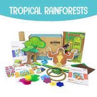 Tropical Rainforests   GummyBox