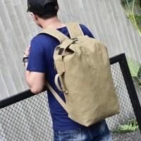 Wanderer Rucksack Backpack Tas Ransel Travel Kanvas Big Size - 170037