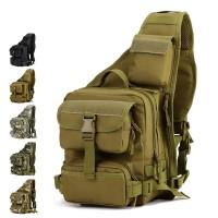 Tas Ransel Army Model Selempang Satu Tactical Original Import