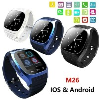 Smartwach / Smart watch M26 For Android & IOS