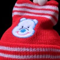 Promo Topi + Kaos kaki Rajut Bayi 0-1 tahun Limited
