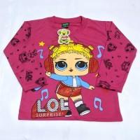 Unik Baju tidur piyama anak LOL Surprise - 10th Murah