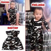 Unik Baju Anak Army - 0 - 1tahun, Pendek Berkualitas