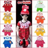 Dijual Baju Bayi Perempuan Lucu Diskon