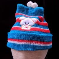 Promo Topi Kupluk Rajut Bayi 0-1 tahun Berkualitas