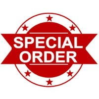 Jual Special Order by Demand Limited