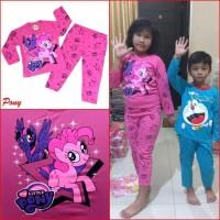 Baju Tidur Piyama Anak Perempuan Lucu Cute dan Imut MARUNO - 10th, Pon