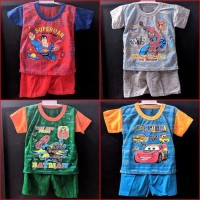 Jual Baju Setelan Anak Laki 2-3 tahun Berkualitas