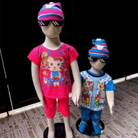 Unik Baju Setelan Anak Perempuan 6-7 tahun Limited