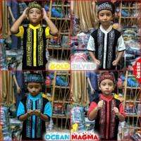 Jual Pakaian Muslim Koko Anak MARUNO - V tahun Limited