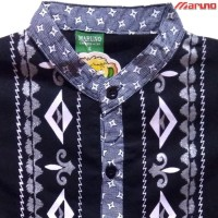 Baju Koko Anak HITAM Pakaian Muslim Anak Keren MARUNO - V tahun
