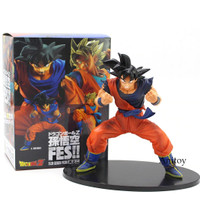Pajangan FIgure Dragon Ball FES Son Goku