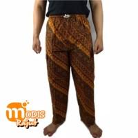 Celana Panjang Santai Batik Boim Dewasa - STD