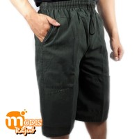 Celana Cargo Pendek santai Borju 7/8 - STD