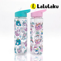 Botol Minum Anak Sekolah SD Besar Karakter Smiggle Look A Like 600ml