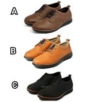 Sepatu Boots Pendek Pria Sepatu Kulit Original Handmade Moofeat