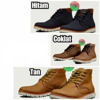 Sepatu Kulit Pria MOOFEAT ORIGINAL HANDMADE