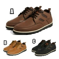 Sepatu Kulit/Sepatu Sneaker Casual Pria Original Handmade