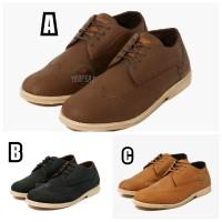 Sepatu Sneaker Casual Pria Trendy Original Handmade Moofeat