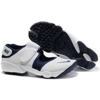 Sepatu sandal nike air rift abu navy premium ori